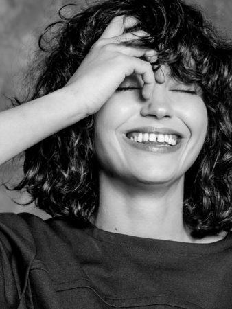 Cecilia Gomez for Funnytastes Magazine by Cristian Di Stefano
