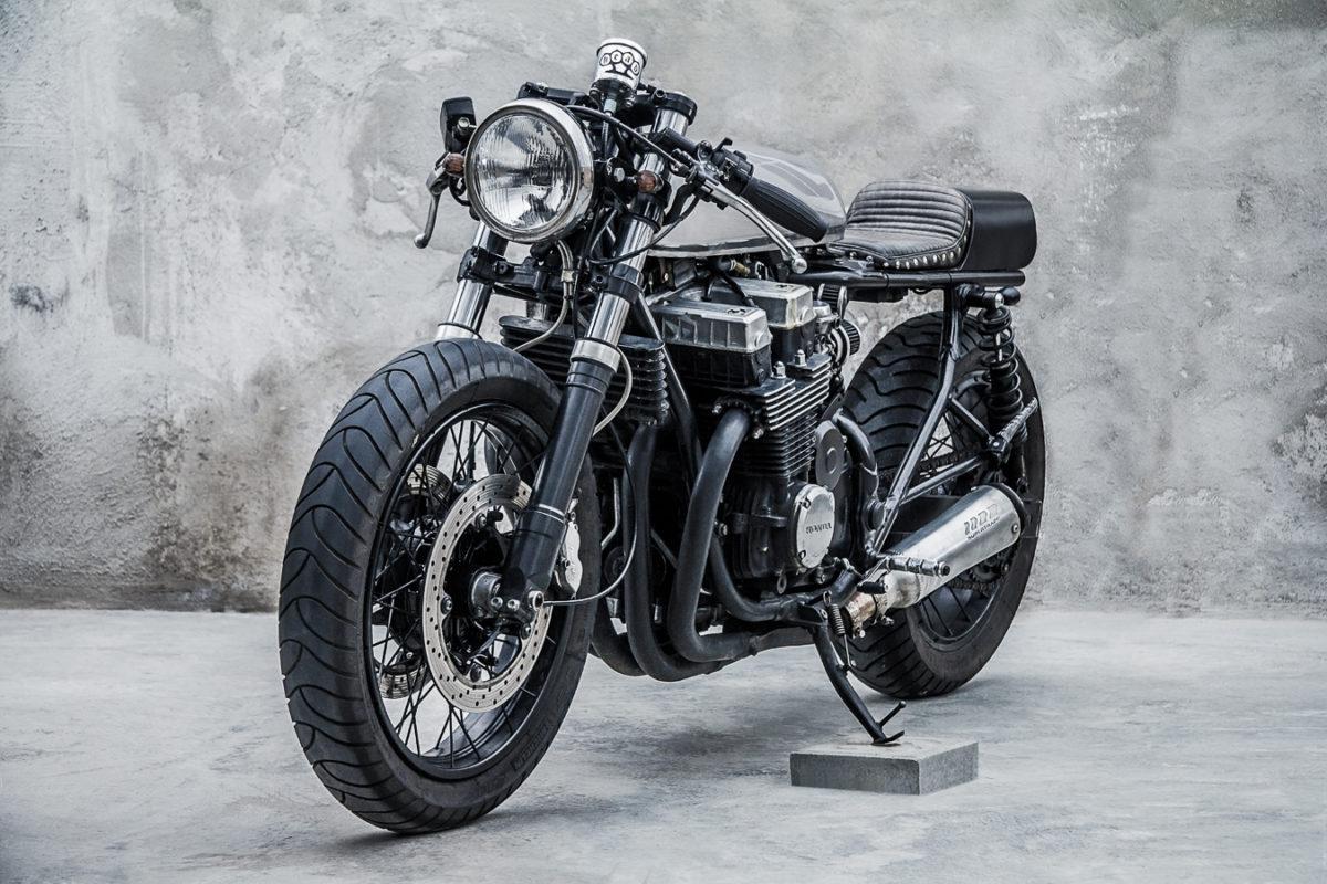 De Palma Cycles - #1 Honda750