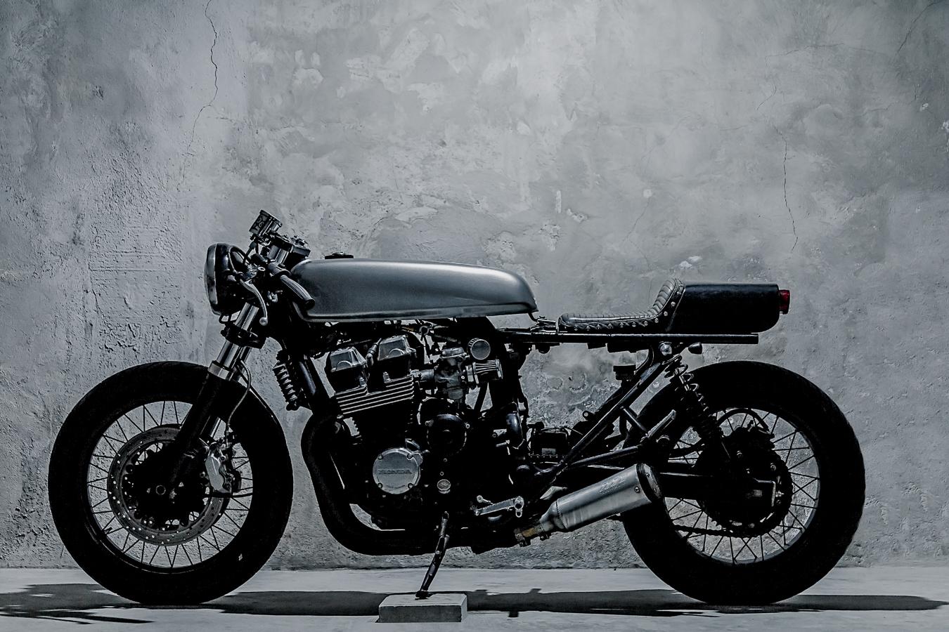 De Palma Cycles - #1 Honda750 by Cristian Di Stefano