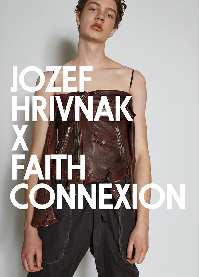 A meet with Jozef Hrivnak x Faith Connexion by Cristian Di Stefano