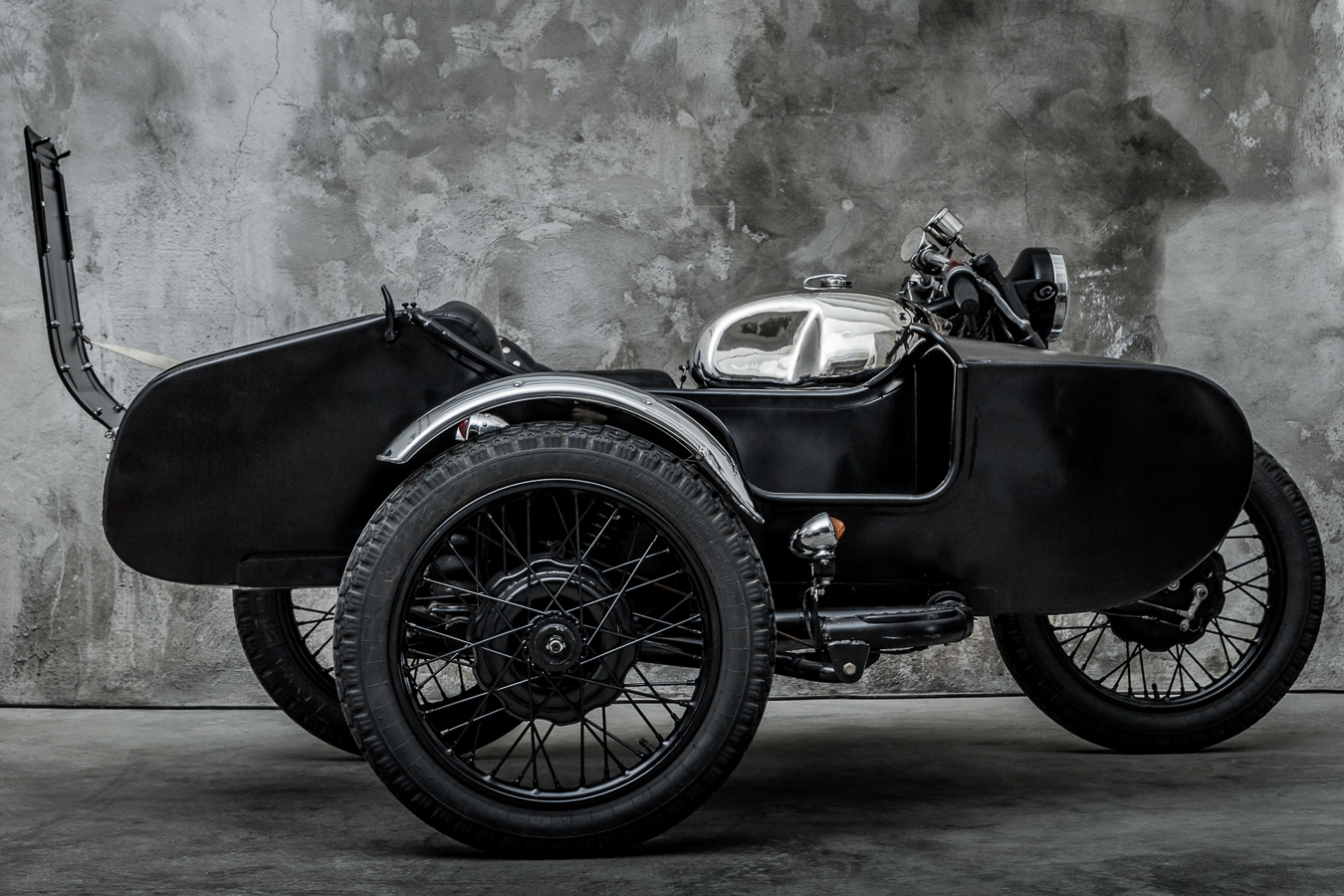 De Palma Cycles - Ural 650cc by Cristian Di Stefano