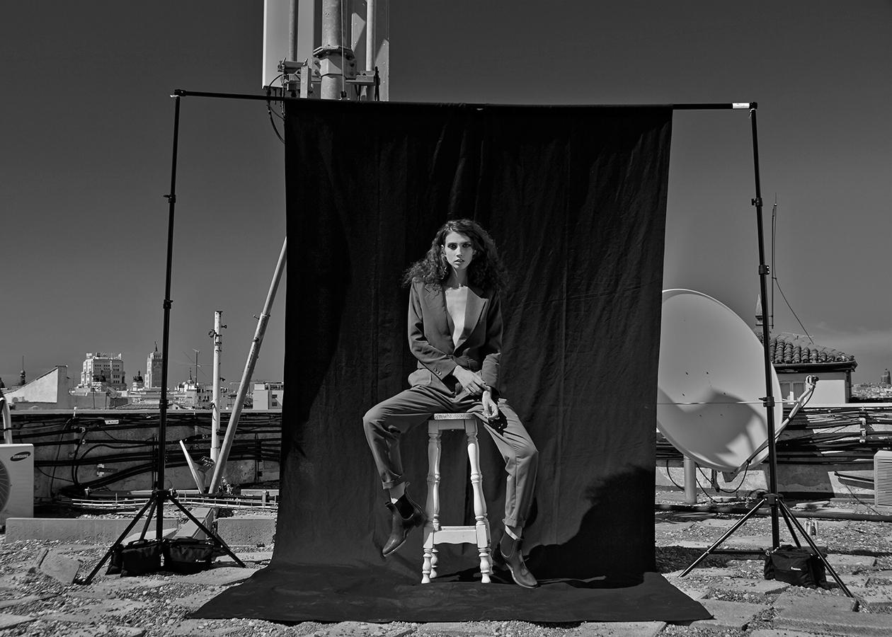 Stefania Cristian for Tirade Magazine by Cristian Di Stefano