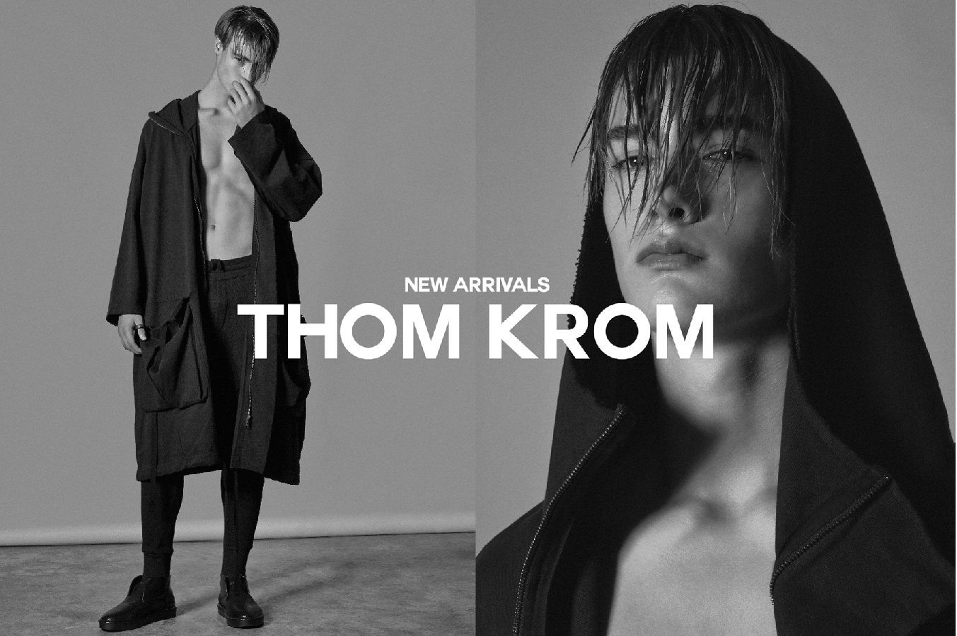 Thom Krom for OM Concept Store by Cristian Di Stefano