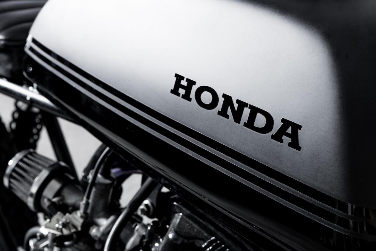 De Palma Cycles — Honda 125cc. by Cristian Di Stefano
