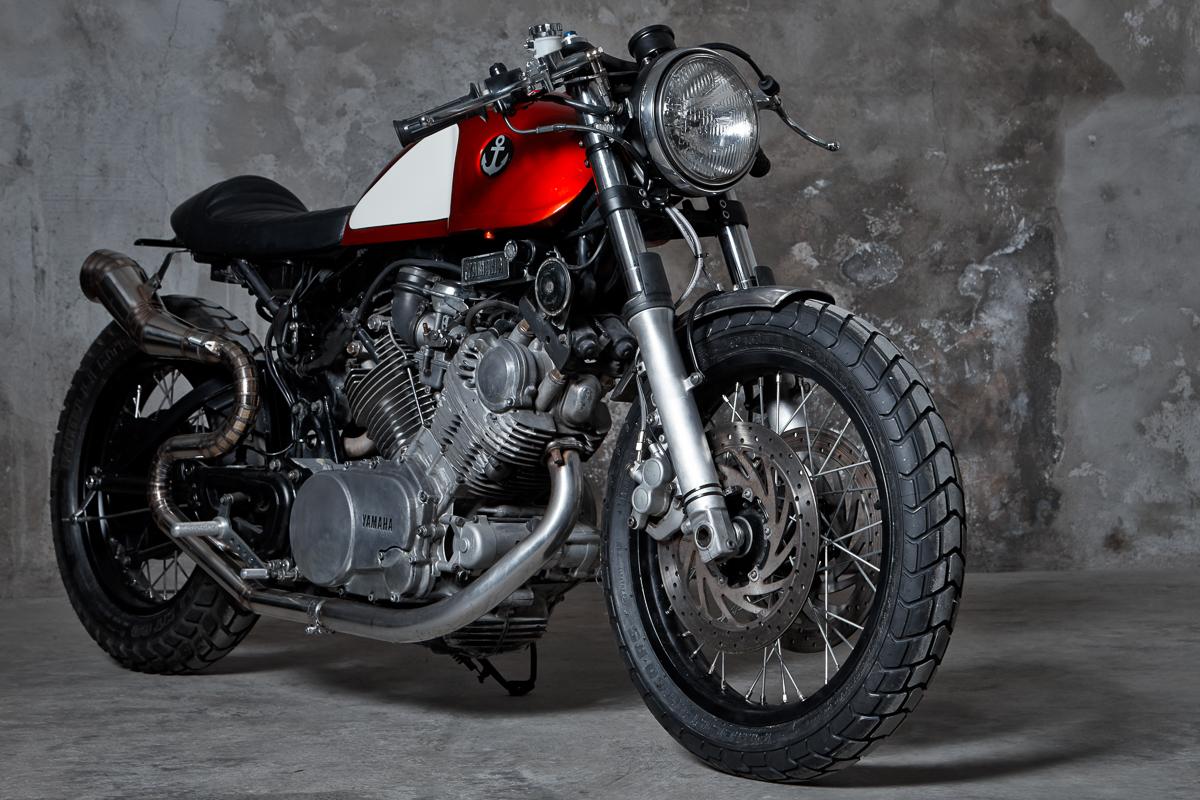 De Palma Cycles —Yamaha XV 750cc. by Cristian Di Stefano